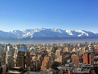 Santiago, Chile will forever have my heart
