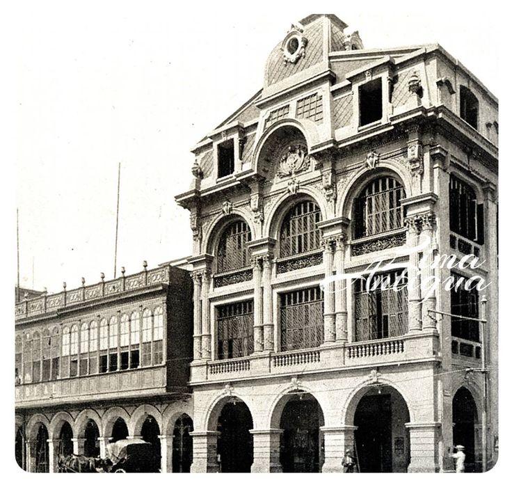 Lima Antigua - Casa Oechsle