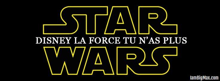 [cinéma] Star Wars 7 – Disney la Force tu n'as plus