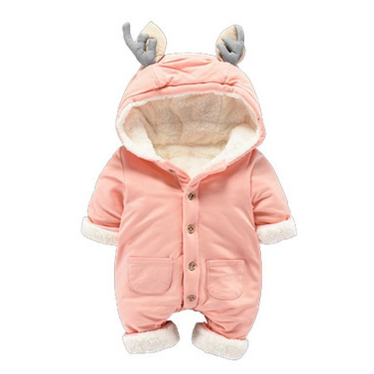 Newborn Thicken Warm Romper Boy/Girl Christmas Deer Long Sleeve Overalls Baby Winter Fleece Jumpsuit One pieces Infantil Clothes-in Rompers from Mother & Kids on Aliexpress.com | Alibaba Group https://presentbaby.com