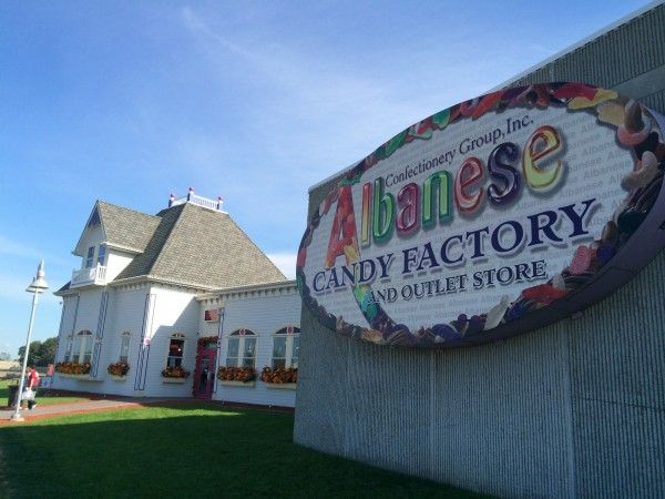 Indiana's Sweet Spot: Albanese Candy Factory - The Indiana Insider Blog