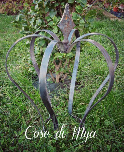 Oggettistica - Corona Principessa Handmade - un prodotto unico di Cose-di-Mya su DaWanda