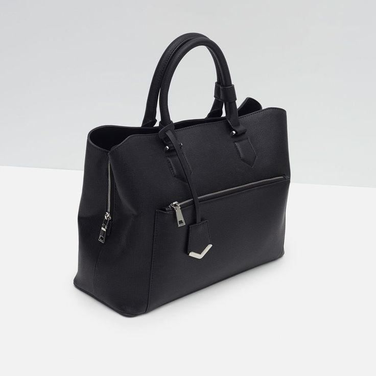 OFFICE CITY BAG-View all-Bags-WOMAN | ZARA United States