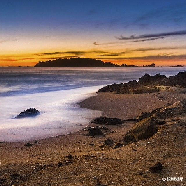 "@ed_kruger's photo: ""New Zealand Sunrise"""