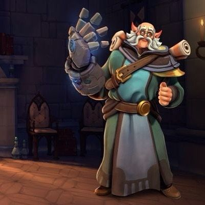 #Paladins #ChampionsOfTheRealm - Torvald the Runic Sage Joins After Latest Update. http://ift.tt/2kbBRbn