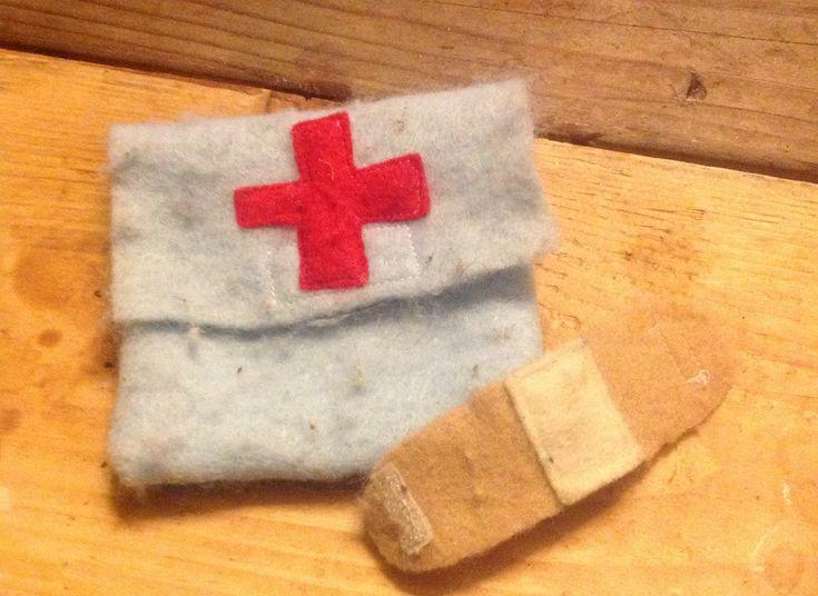 how to make plaster bandages