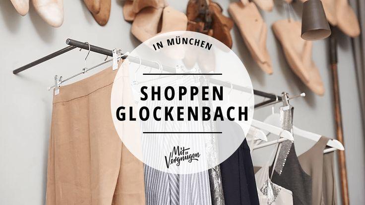 Das Glockenbach bietet tolle Modeläden, kleine Boutiquen und schöne Stores, in denen es sich wunderbar shoppen lässt – hier die 11 besten Adressen.