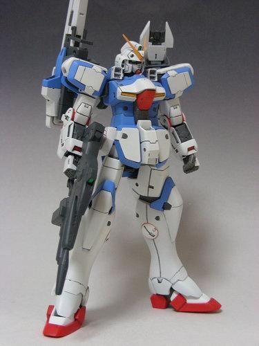 SECOND V Gundam