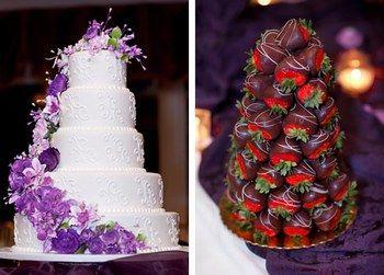 strawberry cake!