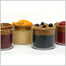 Scented Parfait Candles