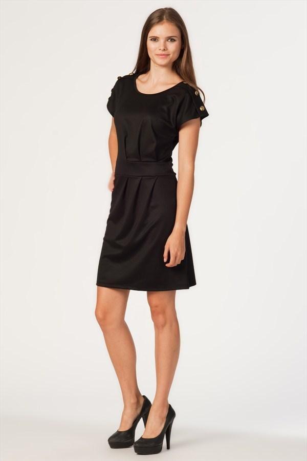 3315 Apolet Düğmeli Pilili Elbise #elbise http://www.primedays.com.tr/?urun-877-3315-Apolet-Dugmeli-Pilili-Elbise.html