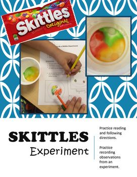 This is a fun, engaging experiment to introduce students to the the scientific…