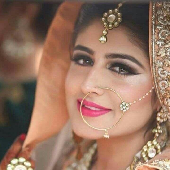 Beautiful brides. Follow Pinterest : @reetk516  ThatAlluringKaur
