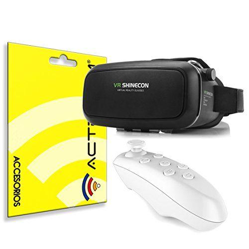 """ACTECOM® Gafas realidad Virtual 4.0 VR (Realidad Virtual) SHINECON 3D 4ª Gen. + Mando 4,7"""" a 6"""" - https://realidadvirtual360vr.com/producto/actecom-gafas-realidad-virtual-4-0-vr-shinecon-3d-4-gen-mando-4-7-a-6-samsung-sony/ #RealidadVirtual #VirtualReaity #VR #360 #RealidadVirtualInmersiva"""