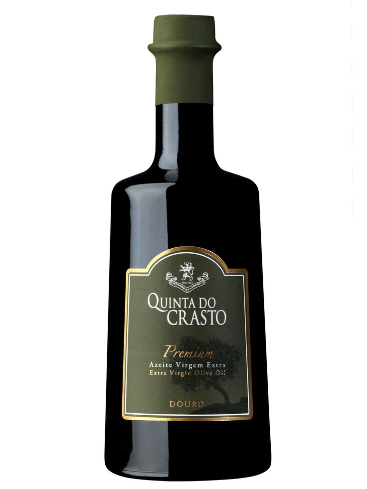 PREMIUM EXTRA VIRGIN OLIVE OIL: #QuintadoCrasto includes a considerable area of olive groves and has been producing extra virgin olive here for many years. Our Premium Extra Virgin Olive Oil is made from olive varieties Cobrançosa, Madural and Negrinha do Freixo.