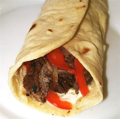 Beef or Chicken Fajitas by Quirky Cooking. These are SO yummy!!!!
