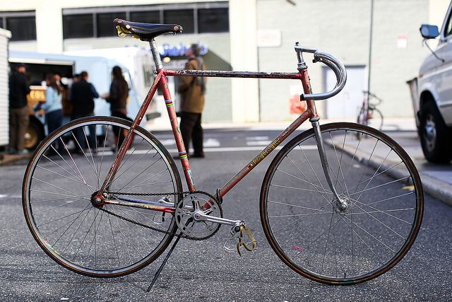 1960's Pogliaghi Pista - Vintage Track Bike | Beautiful ...