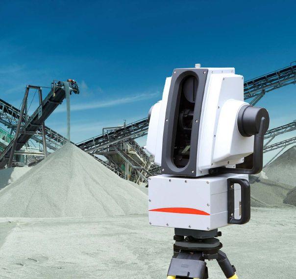 Leica geosystems - Scanner laser 3D / pour application minière - HDS8400