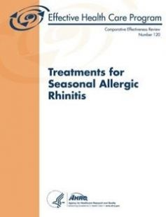 Treatments for Seasonal Allergic Rhinitis: Comparative Effectiveness Review Number 120 free download by U.S. Department of Health and Human Services Agency for Healthcare Research and Quality ISBN: 9781492252399 with BooksBob. Fast and free eBooks download.  The post Treatments for Seasonal Allergic Rhinitis: Comparative Effectiveness Review Number 120 Free Download appeared first on Booksbob.com.