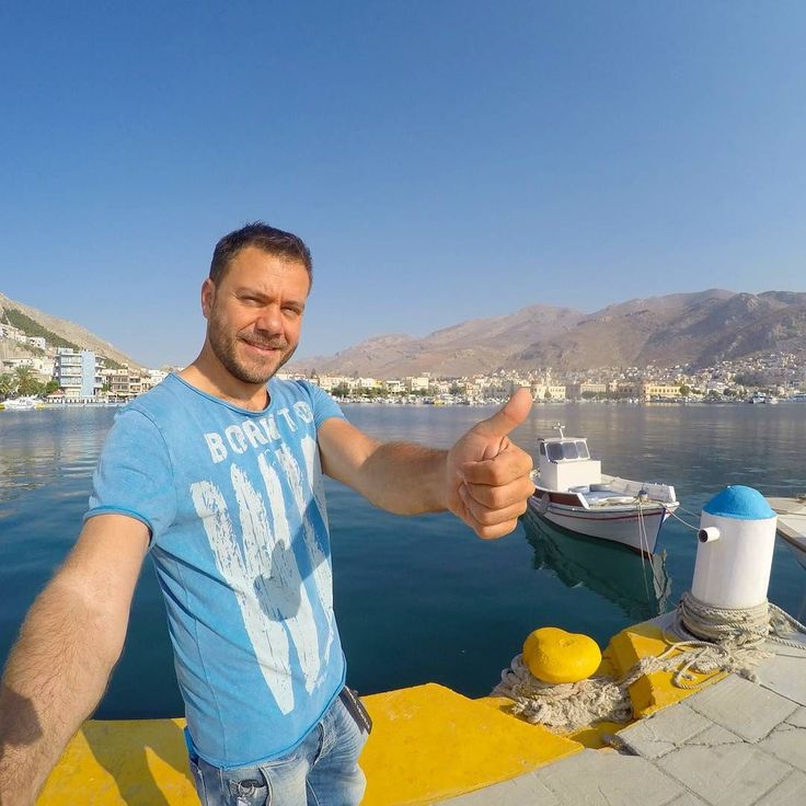 Nothing compares to  #SummerinGreece!! #happytraveller Αγαπημενη Καλυμνος κ μαζι Τελενδος-Ψεριμος τωρα στον #SkaiTV #travel #visitGreece #ilovegreece #kalimnos #kalymnos #pserimos #telendos