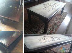 Старая мебель: До и После