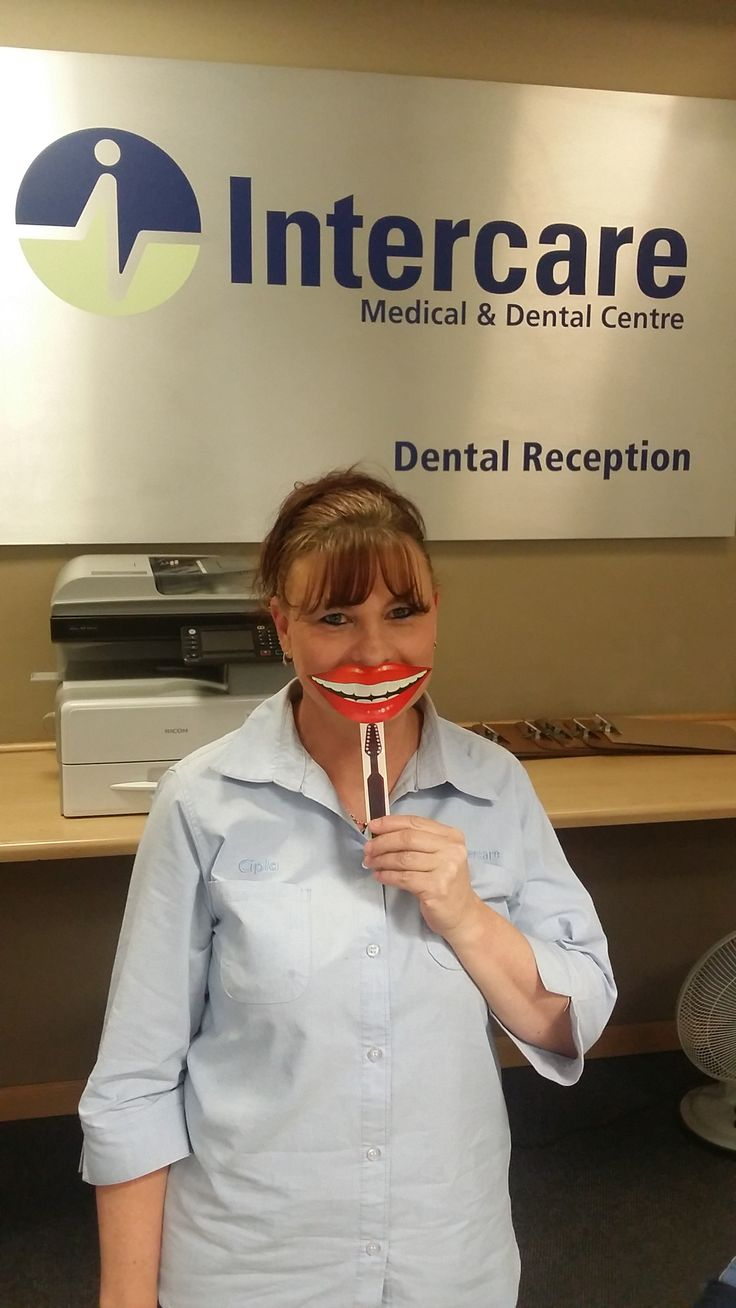 Jeanette @ InterCare #MyWrightSmile