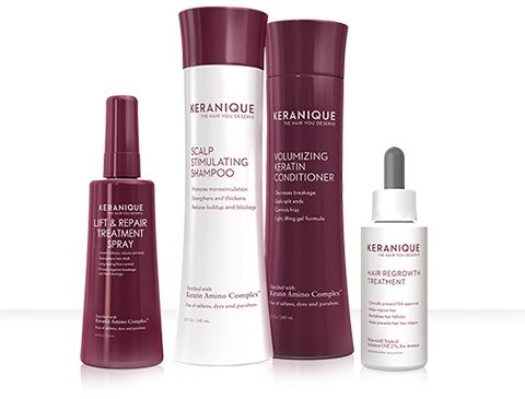 Keranique Hair Regrowth System | Hair Regrowth Treatment
