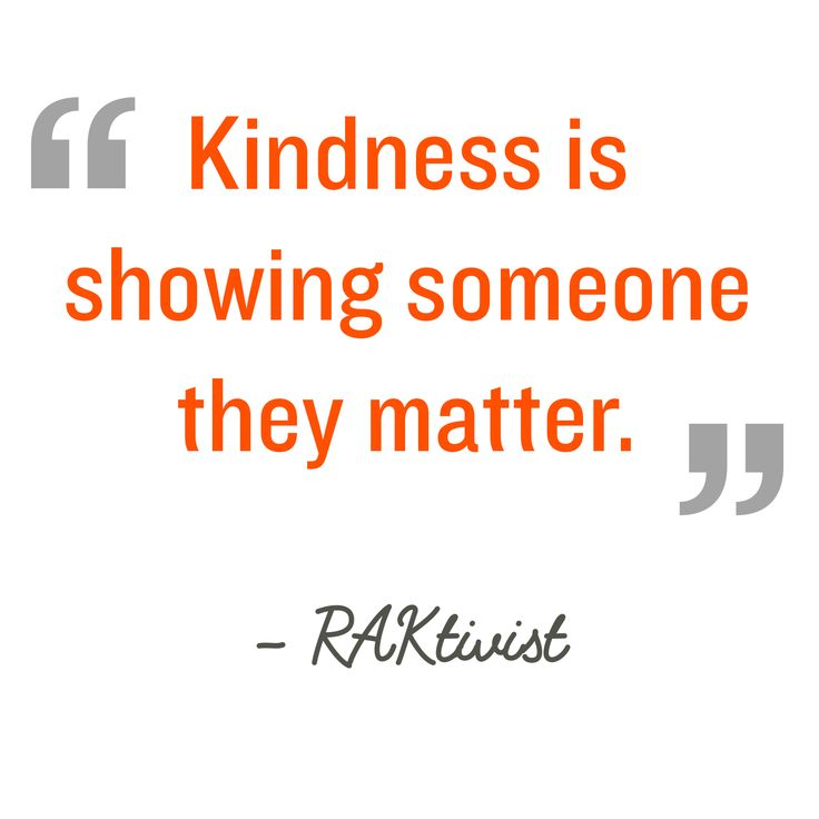 One Random Act Of Kindness At A Time Quote: 64 Best Words Of Kindness Images On Pinterest