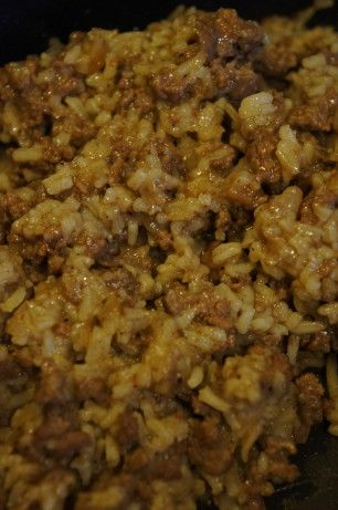 Hamburger Helper Rice Oriental Imitation Recipe - Food.com-- was ok, not real close to hamburger helper