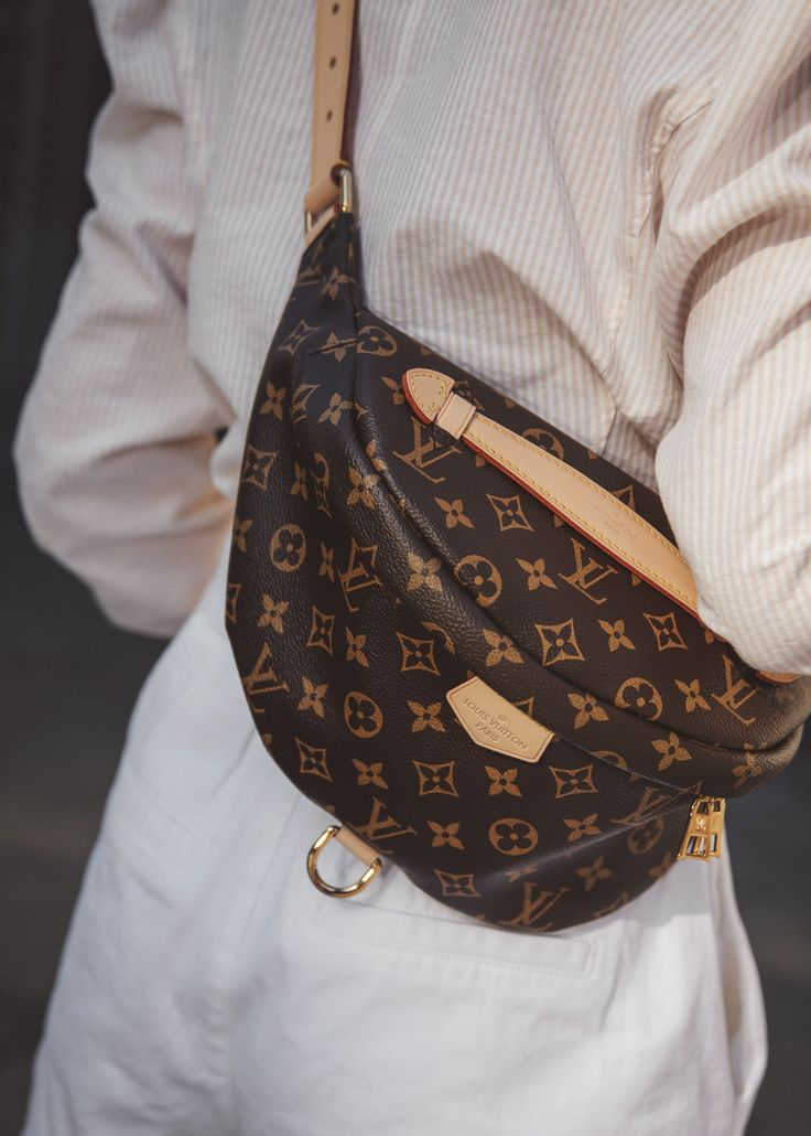 Retro And Elevated Belt Bag Bags Louis Vuitton