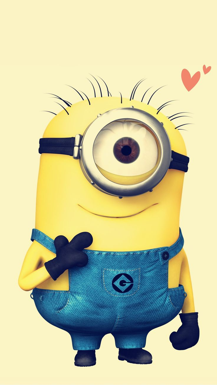 Minions Love Wallpaper For Iphone : 2014 Halloween Despicable Me minion apple iphone 6 plus ...