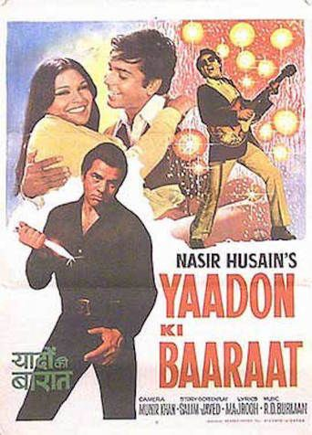 """Yaadon Ki Baraat (1973) 