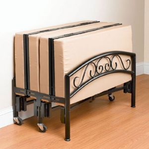 Best 25 roll away beds ideas on pinterest for Portable bed ideas