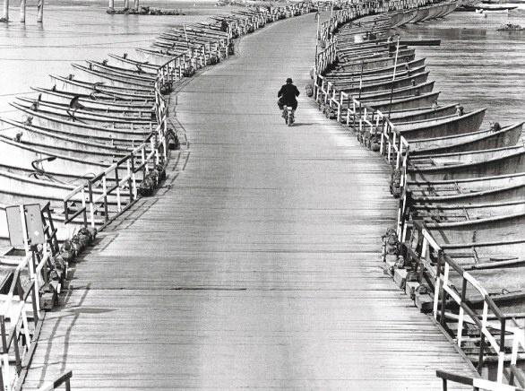 bereguardo: ponte delle barche