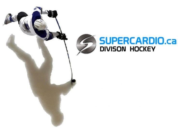 Exercices de hockey hors glace.