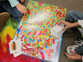 18 different Candy Land Word Work Games - Re-pinned by @PediaStaff – Please Visit http://ht.ly/63sNt for all our pediatric therapy pins
