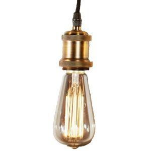 Piękno tkwi w prostocie. Ta maksyma doskonale pasuje do tego modelu lampy Altavola. Wpisuje się ona w najmodniejszy ostatnio trend, jakim są lampy loftowe. Industrial Chic, w tym przypadku to przede wszystkim modna  żarówka w stylu vintage, która w przeciwieństwie do wielu lamp wiszących – tutaj wyeksponowana jest całkowicie na zewnątrz. To ona zwraca największą uwagę i daje klimatyczne światło.