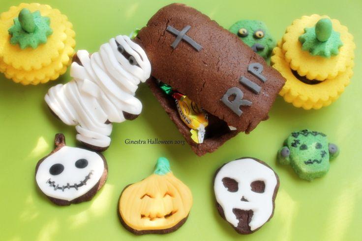 halloween cookies - http://laginestraeilmare.blogspot.it/