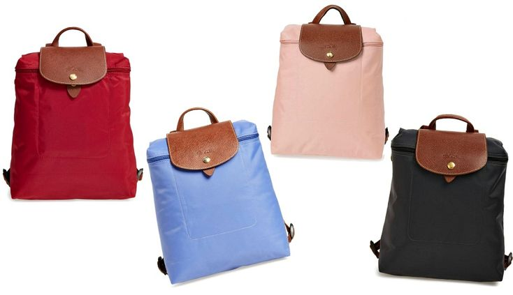 Le Pliage Longchamp Backpack Review: Why is this Bag so Popular for Travel? https://www.travelfashiongirl.com/longchamp-backpack-review/