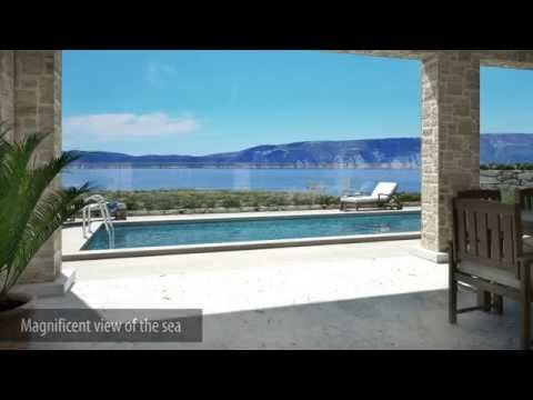 Exclusive Real Estate Croatia - Island of Krk -New villa for sale