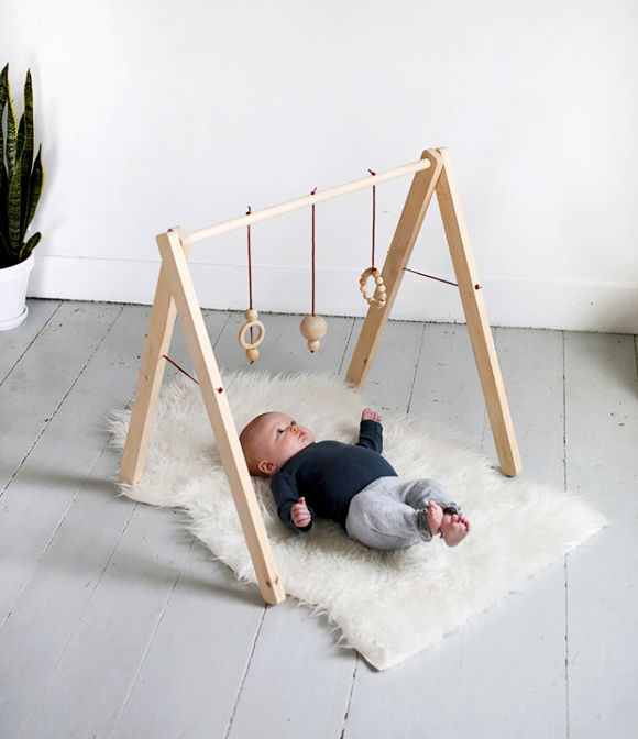 DIY : portique d'éveil                                                       …