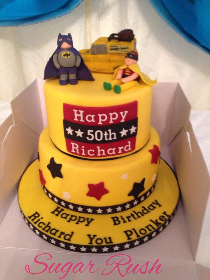 Only fools & horses theme birthday cake