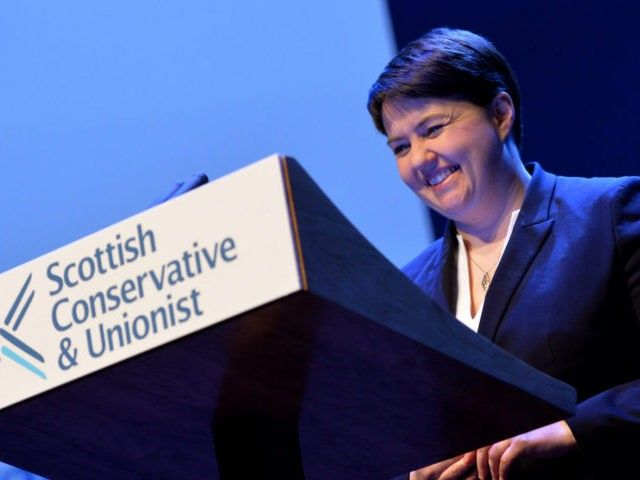 Conservatives On Track to Gain Eight Westminser Seats in Scotland