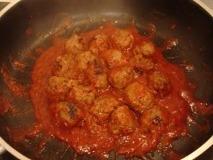 Dukan Diet > Meat Balls.  Pure Protein, Attack Phase.