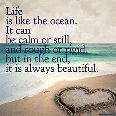 Life and Ocean are alike