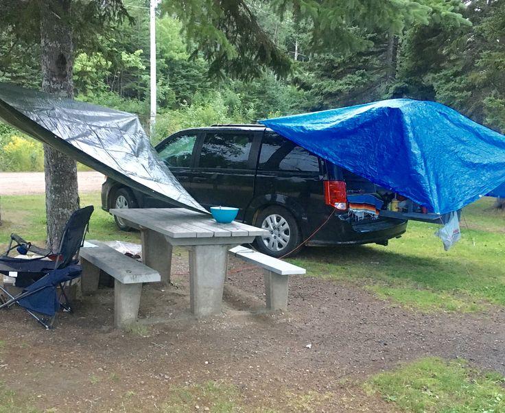 At Driftwood C&ground CapeBreton Highlands. & 21 best My converted Dodge Caravan Camper ! images on Pinterest ...