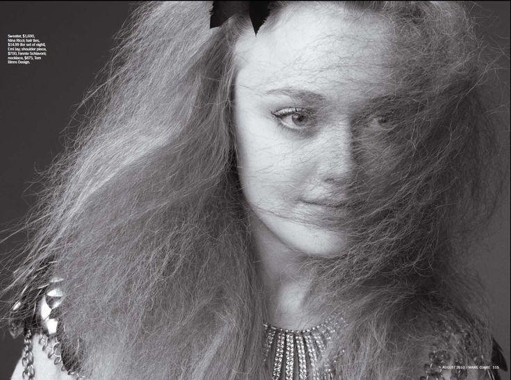 DAKOTA FANNING MARIE CLAIRE PHOTOS | Dakota Fanning - Marie Claire - Dakota Fanning Photo (13659656 ...