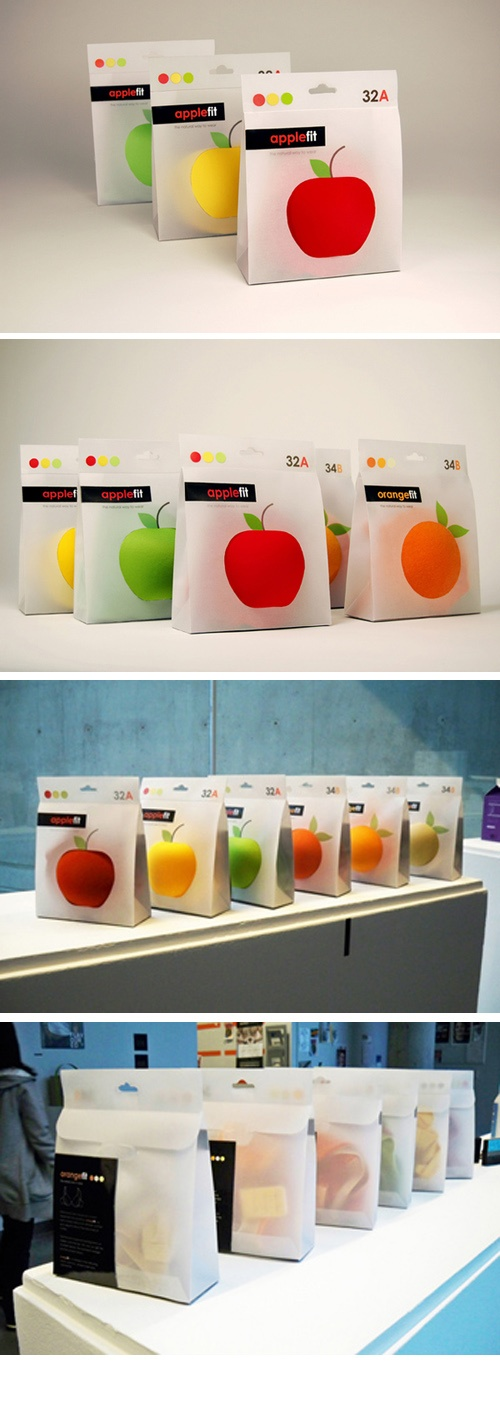 Fruit fit by Tiffany Shih