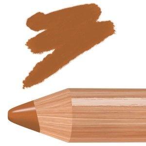 Matita occhi ad alta sfumabilità con formula legante naturale. Ideale come kajal, come eyeliner e come base per esaltare ombretti e pigmenti in polvere.  Colore: Color bronzo ramato lucente. Una tonalità calda e ricca di riflessi, ideale per esaltare i colori mediterranei e come base per gli ombretti dai toni del marrone dorato.  Formato: matita in legno di cedro della California diametro 7,5 mm.  Finish Shimmer: brillante, perlescente, con riflessi luminosi.