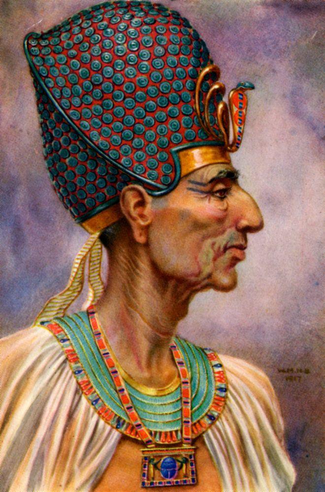 Nefertiti Walk Like An Egyptian
